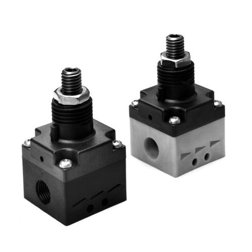 Druckhalteventil für Flüssigkeiten und Gase
