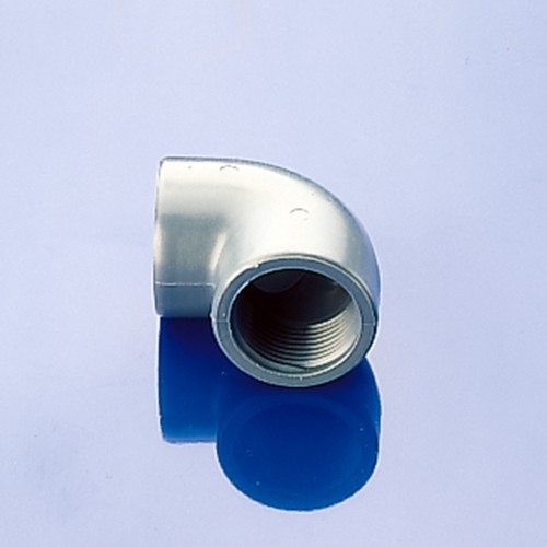 Elbow Threaded Sleeve made of PP (glass fibre reinforced)