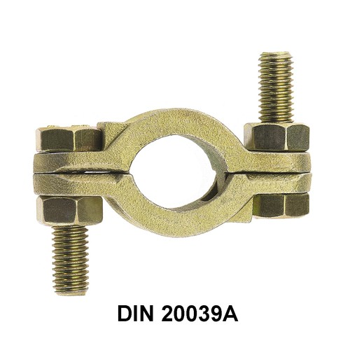 Industrial Hose Clamp made of Malleable Iron - DIN 20039A/B