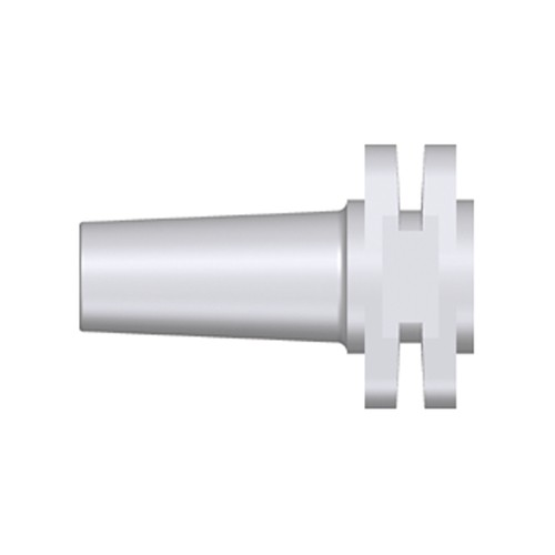 Luer End Plug (Male) with finger handle or loop