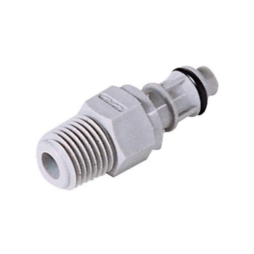 PP-Schnellverschluss-Stecker, NW 7,2 mm