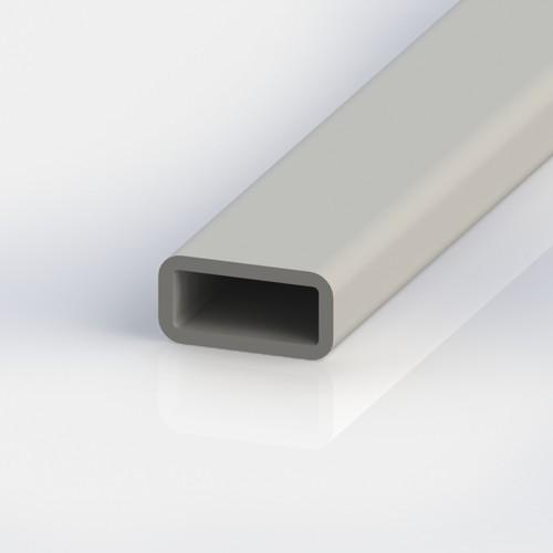 Rectangular Tube made of Glass Fiber Reinforced Plastic GFRP