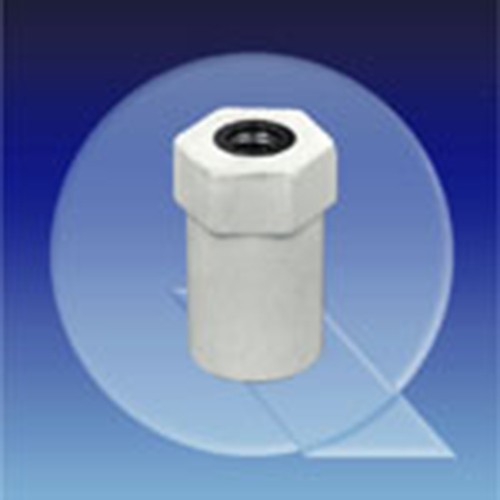 Insulating Spacer made of PEs - hexagonal, internal thread