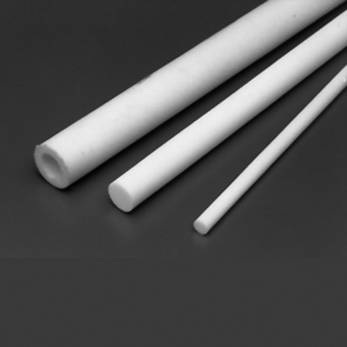 Sintered Solid Rod made of Porous HDPE
