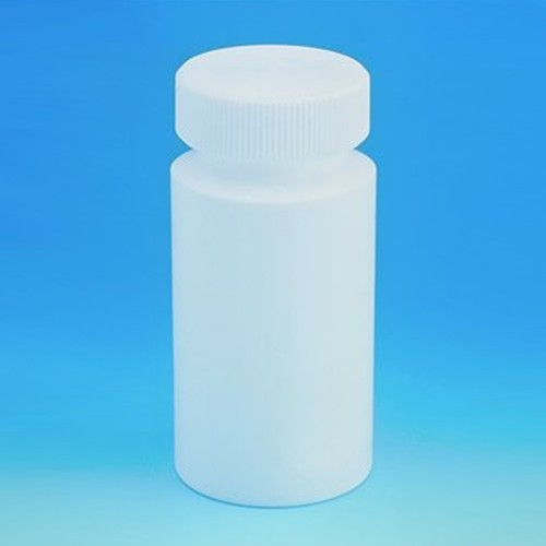 Wide-Mouth Bottle made of PTFE