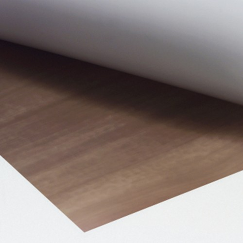 PTFE Film (virgin) - etched on one side, square