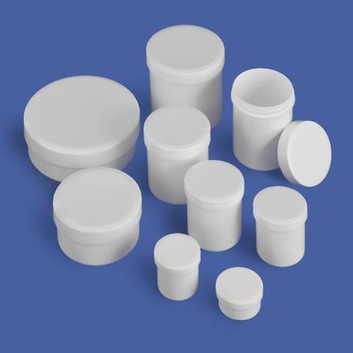 Verpackungsdose aus PP - mit Schraubverschluss