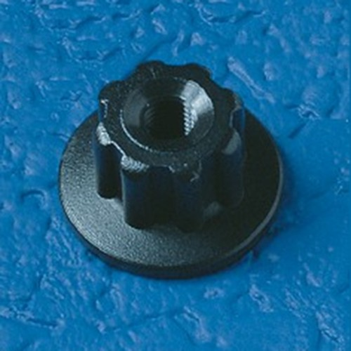 Star Grip Nut made of PA