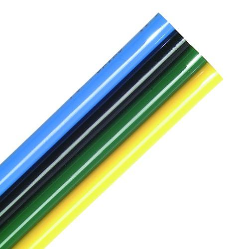 PUR-Lumen-Chemieschlauch - 4 Lumen, kalibriert