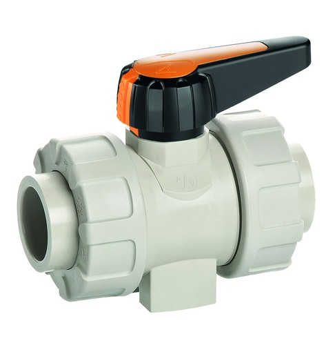 Industrial Ball Valve made of PP