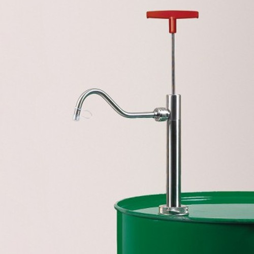 Fass-Pumpe aus Edelstahl