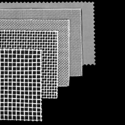 Siebgewebe aus Polypropylen - Abschnitt