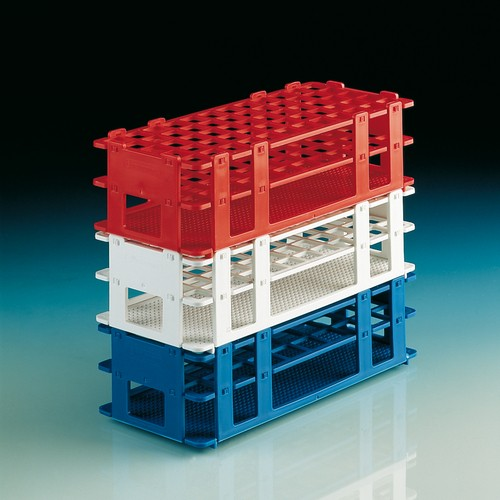 Test Tube Rack made of PP