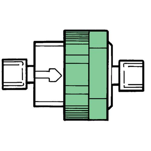 Filterhalter aus PFA