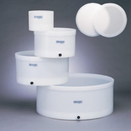 Büchner-Trichter aus HDPE - Tischmodell