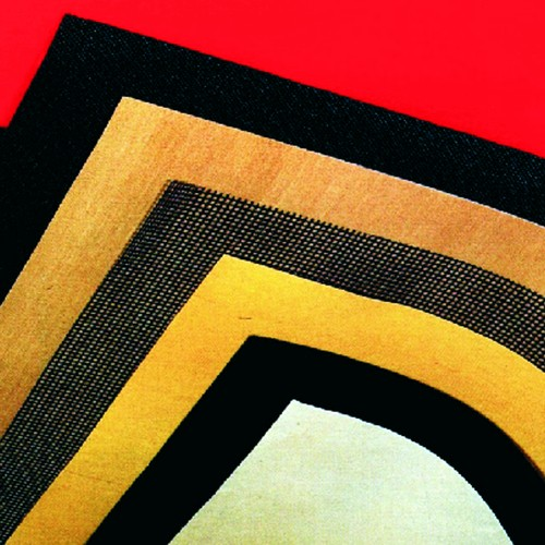 Glass Fabric Film - silicone-coated