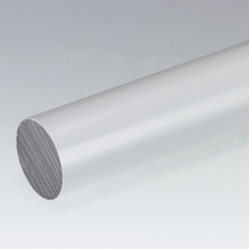 Solid Rod made of PVC-U