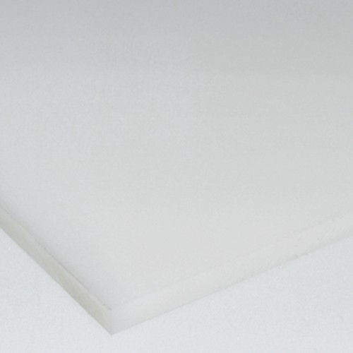 Plate made of PA - extruded and tempered