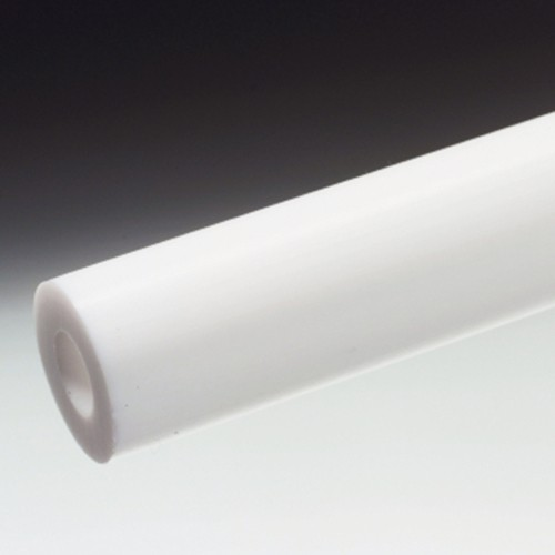 Pipe made of PTFE (virgin) - extruded