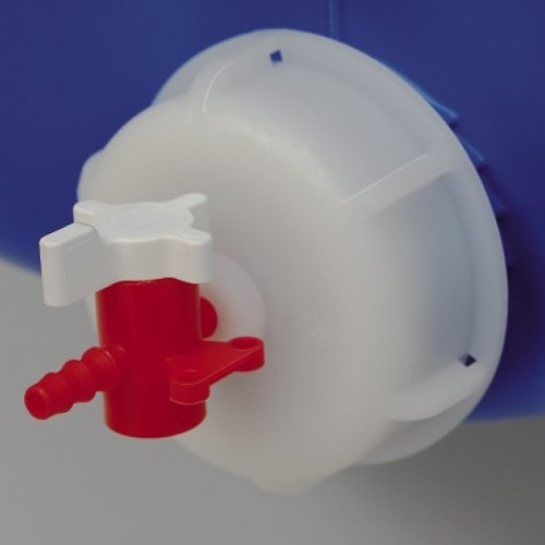 RCT®-Accessories: Screw Closure for Storage Bottles - with drain function