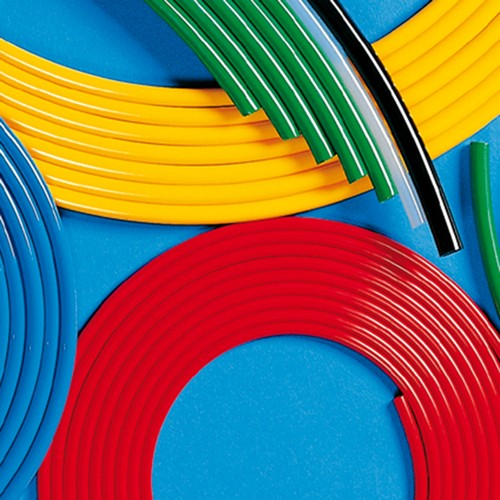 PUR Chemical Tubing - coloured