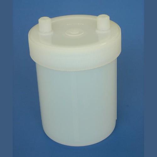 Transfer-Reaktionsbehälter aus PFA für Flüssigkeiten