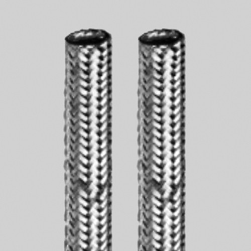 FPM Tubing with Steel Wire Braiding