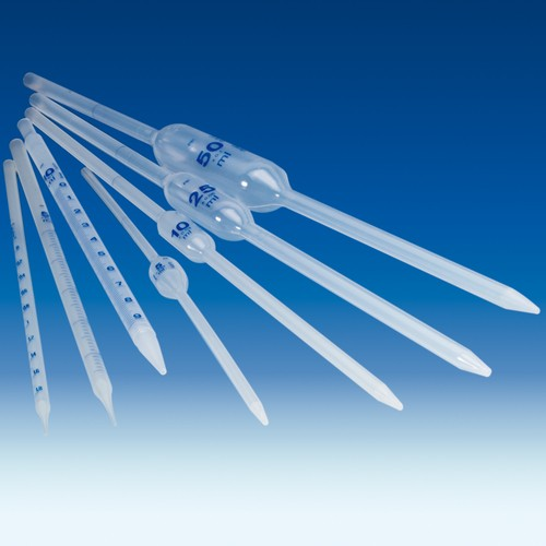 Universal Bulb Pipette made of PP