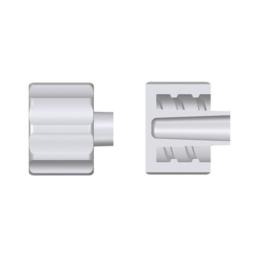 Luer-Lock-Verschlusskappe (männlich)