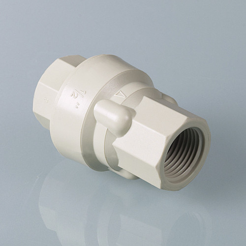 Check Valve made of PP with Internal Thread - Industrial