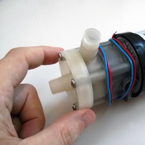 Magnetgekuppelte Niederspannungs-Labor-Kreiselpumpe