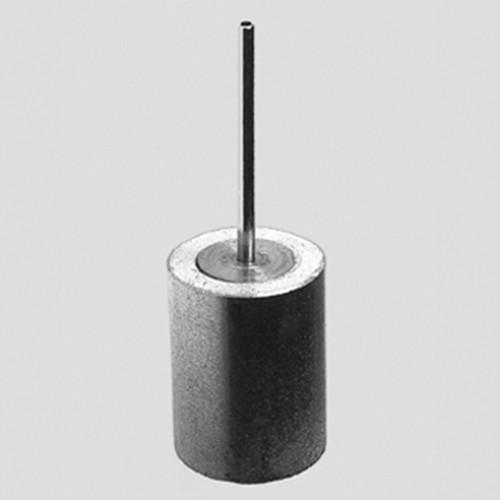 Zylinderfritte aus Edelstahl - Universal