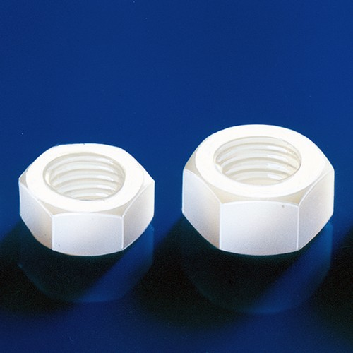 Hex Nut made of PVDF - inch
