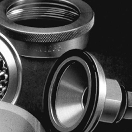Filter Holder made of Aluminium - In-line