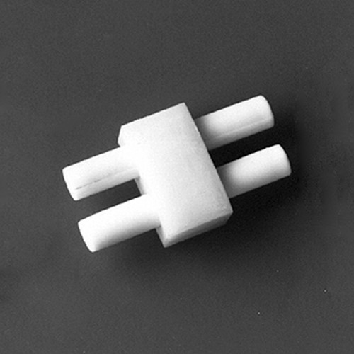 "Magnetic Stirring Bar made of PTFE - ""Twins"""