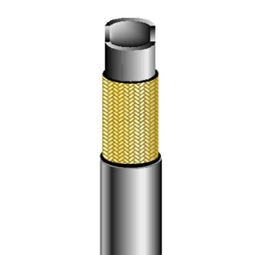 EPDM-Hochdruck-Doppelmantel-Schlauch - zwei Stahldrahtgeflechte