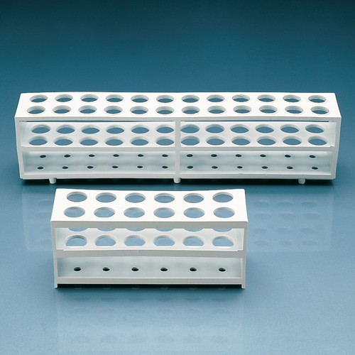 Test Tube Rack made of LDPE