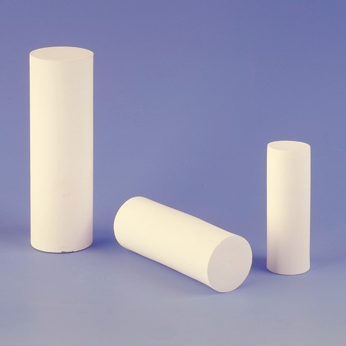 Sintered Rod made of Microporous PTFE
