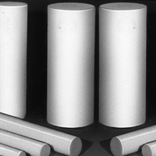 Solid Rod made of PCTFE
