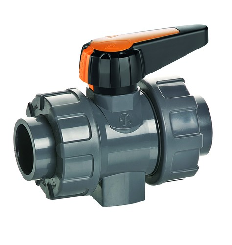 Industrial Ball Valve made of PVC-U