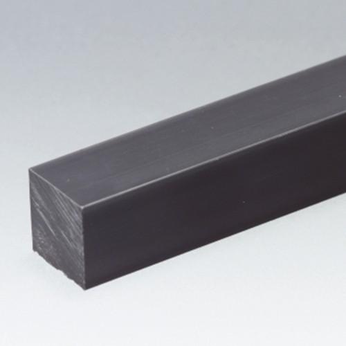 Square Rod made of PVC-U