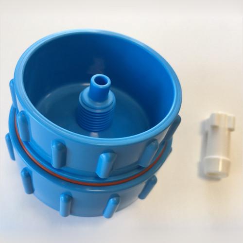 Filter Holder made of PP - In-Line
