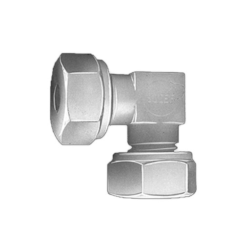 Elbow Pipe Connector made of PVDF