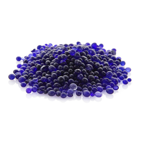 Blue Gel Granular Sorbent Material