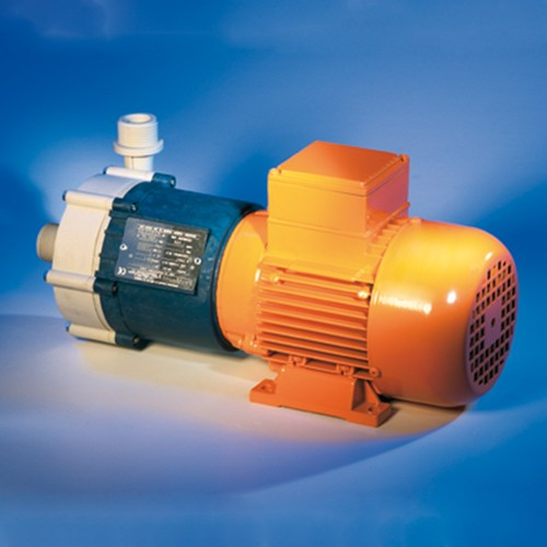 High-Tech Magnetically Coupled Centrifugal Pump made of PP