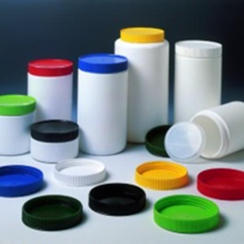 RCT®-Zubehör: Deckel aus HDPE mit Dichtung zu Verpackungsdosen - unifarbig