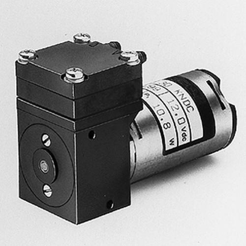 Mikro-Membran-Förderpumpe für Gase bis 3,1 l/min. mit Niederspannungsantrieb