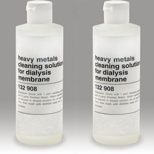 Wash Solution Concentrate for Removal of Heavy Metal