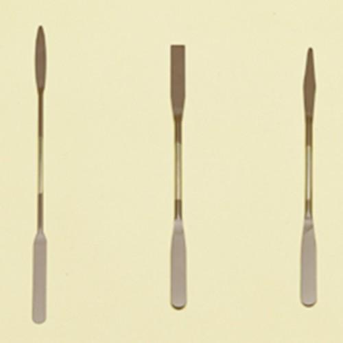 Spatel aus Edelstahl - Mikro