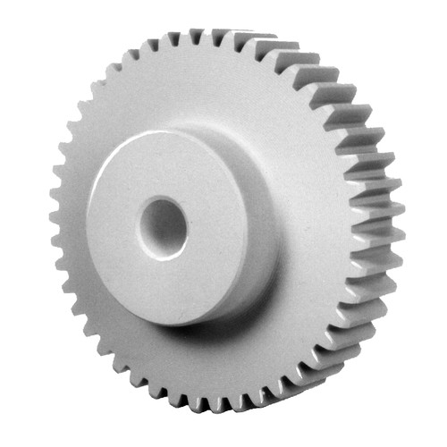 Spur Gear made of plastic (milled) - Module 0.5-2.0